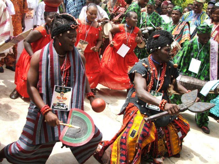 Sango-Festivals