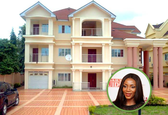 8 most expensive mansions of nigerian celebrities how for Mansions in nigeria for sale