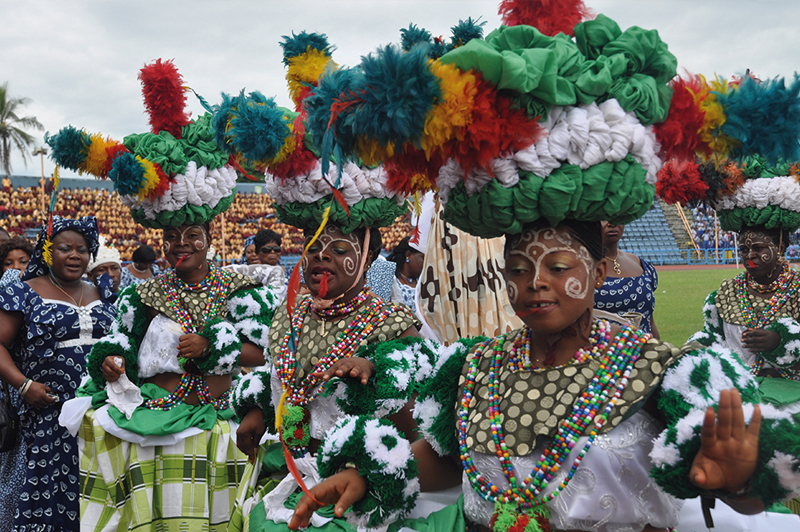 The National Festival for Arts and Culture NAFEST - How ... Nigerian Culture And Tradition