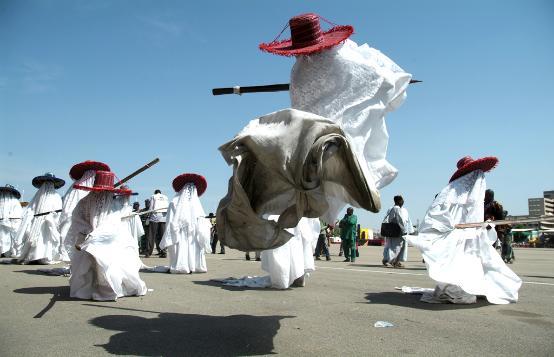 Image result for eyo festival