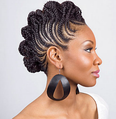 5 Awesome Traditional Nigerian Hairstyles That Rock How