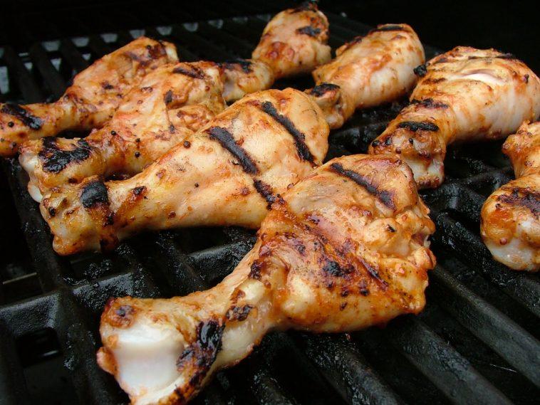 Grilled Chicken Legs 4