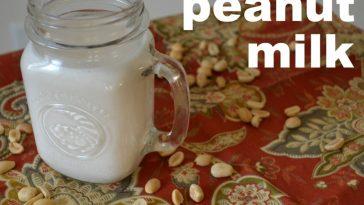 Peanut-Milk