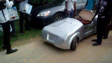 UNILAG-car