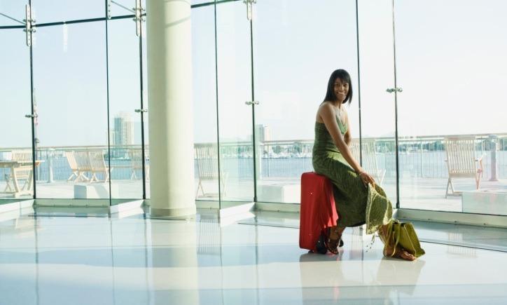 black-woman-traveling
