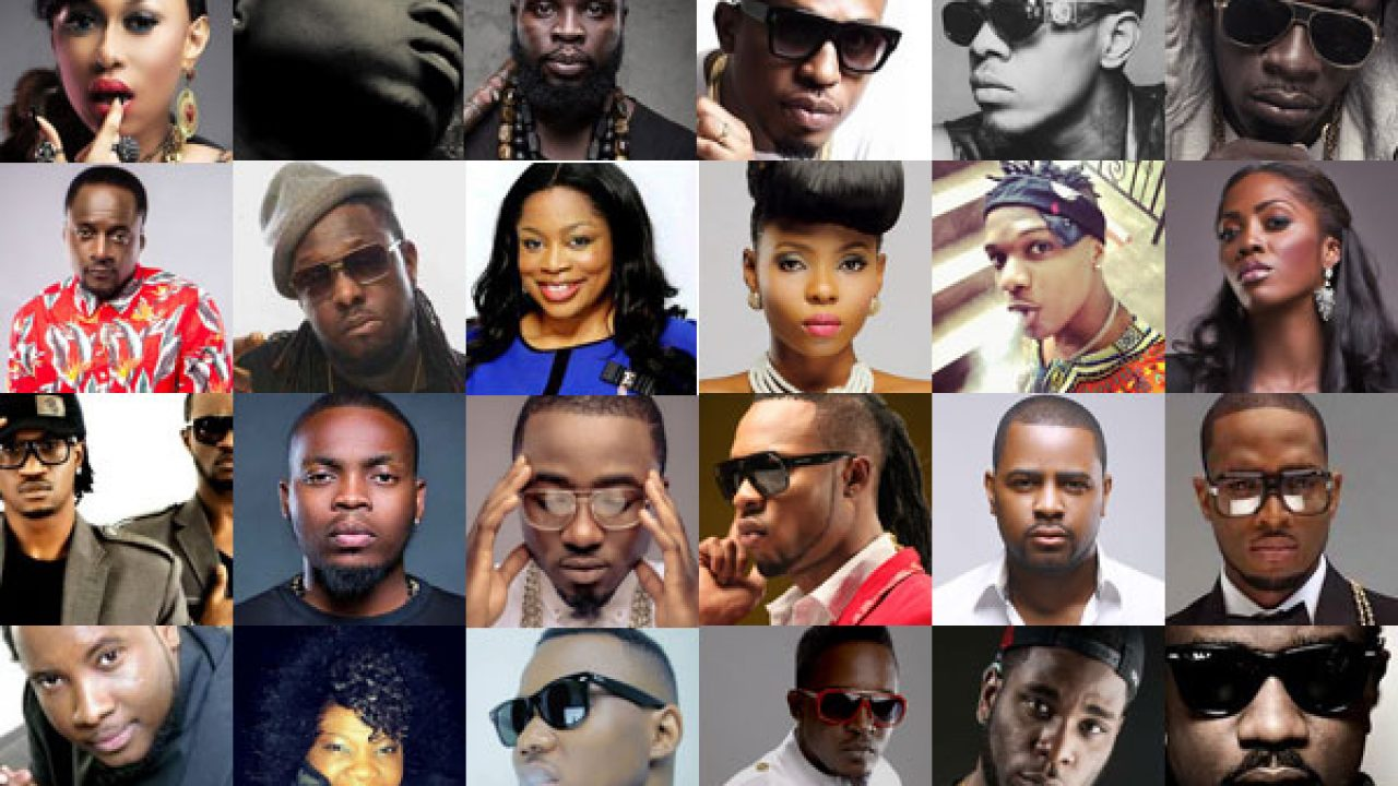 Top 50 Nigerian Music Artistes And Their Real Names – How Nigeria News