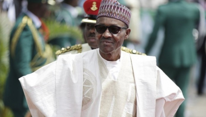 buhari resumes work