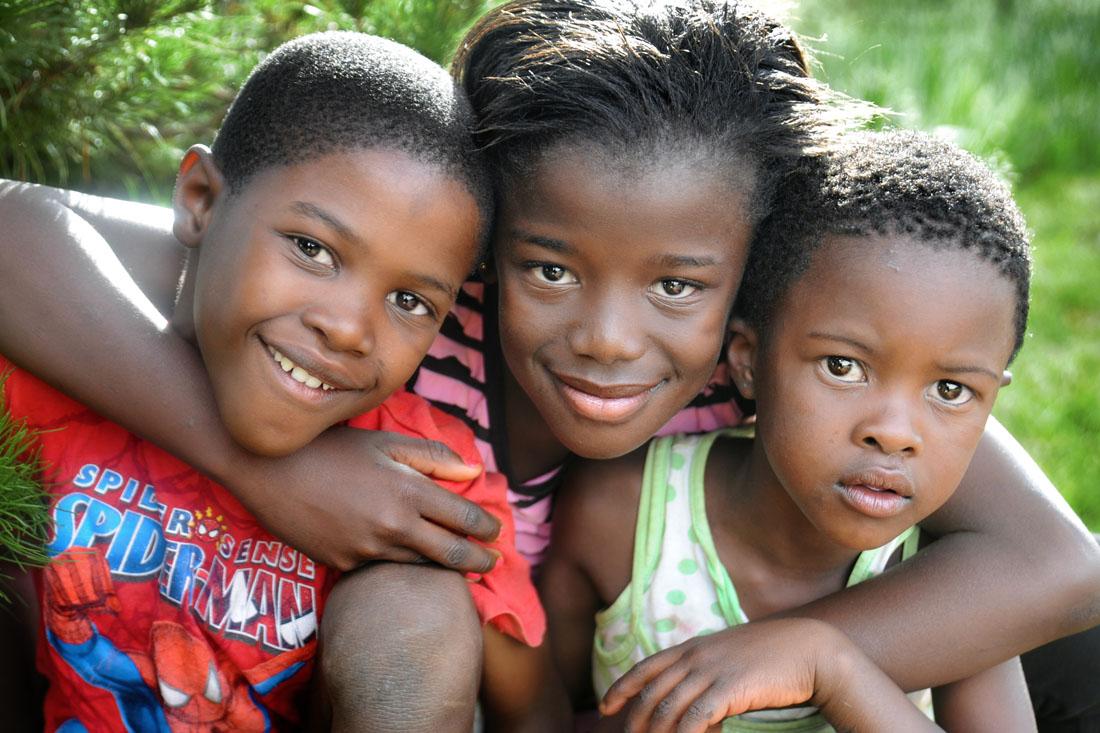 14-David-Lazar-Three-Lesotho-Siblings