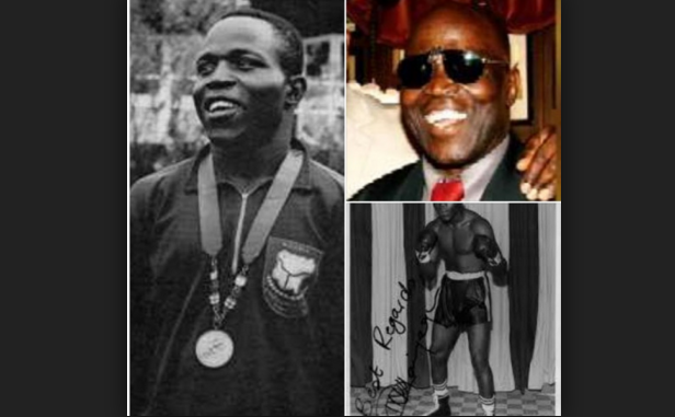 Nigeria's First Ever Olympic Medalist