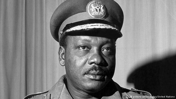 Aguiyi Ironsi, July 29, 1966