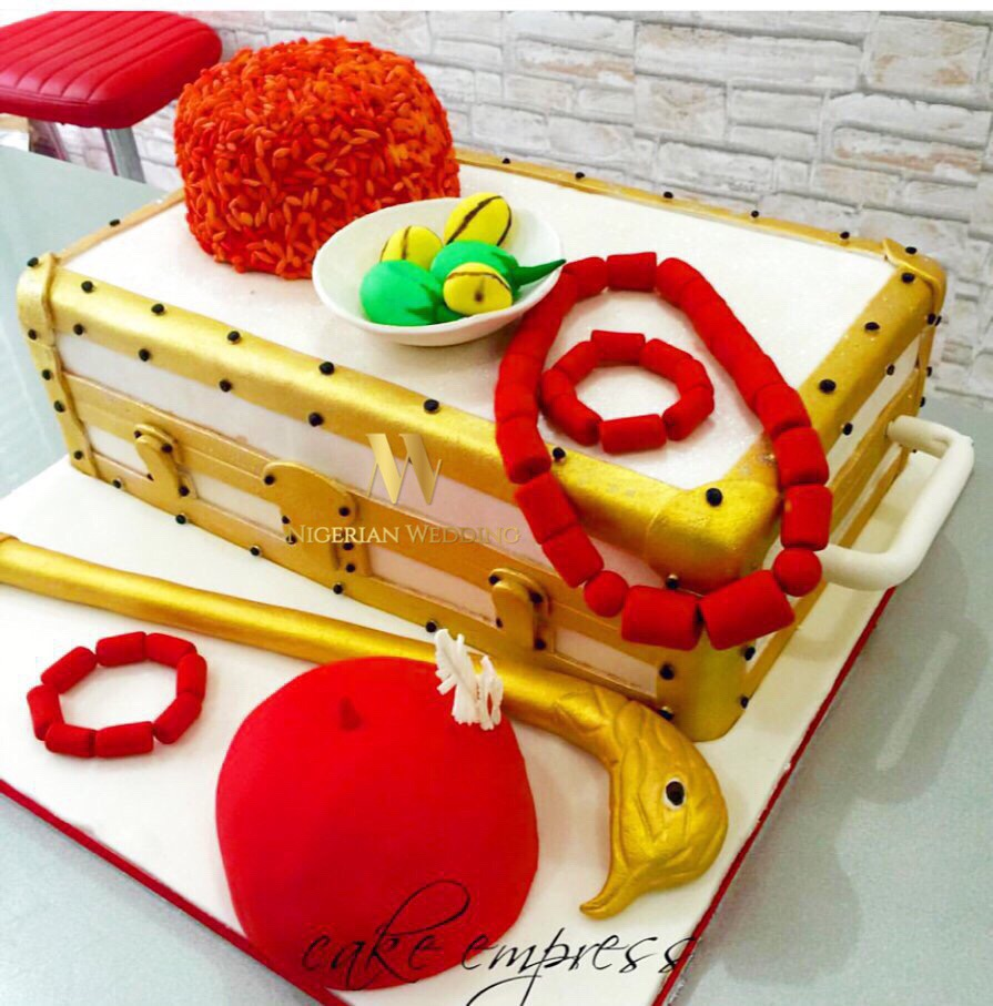 latest nigerian traditional wedding cakes traditional wedding cakes how nigeria news 16730