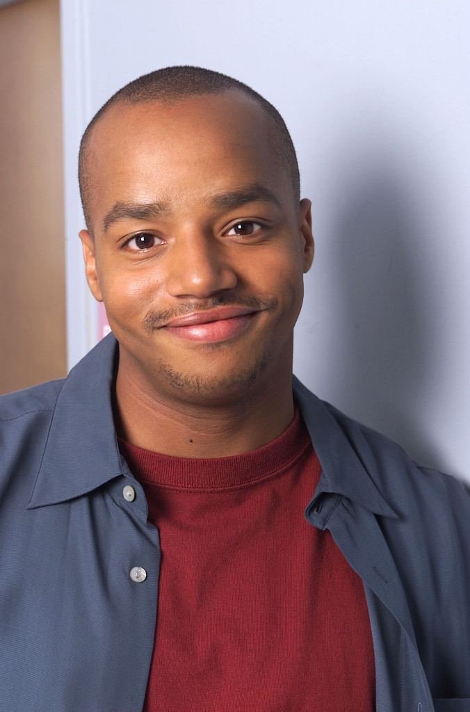 SCRUBS -- NBC Series -- Pictured: Donald Faison as Chris Turk -- NBC Photo: Chris Haston
