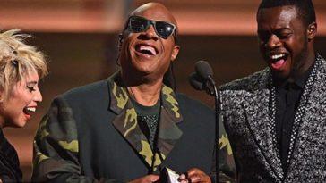Kevin-Olusola-and-Stevie-Wonder
