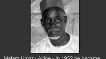 Mallam Umaru Altine