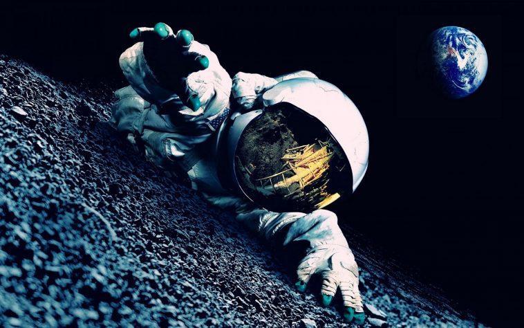 Nigerian-Astronaut