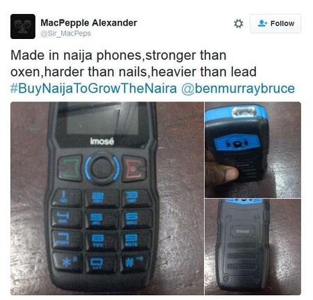Made in Nigeria