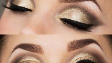 smokey-makeup-eye-shadow