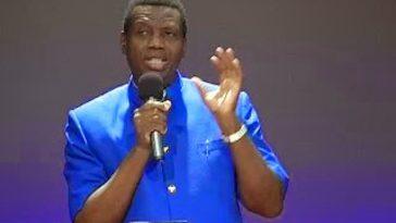pastor EA Adeboye, RCCG, House