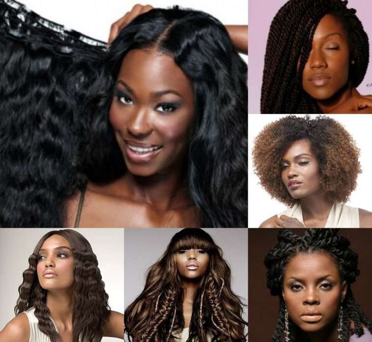 Braids-and-weaves