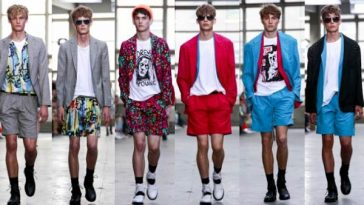 Cuffed-shorts-for-men-summerwear