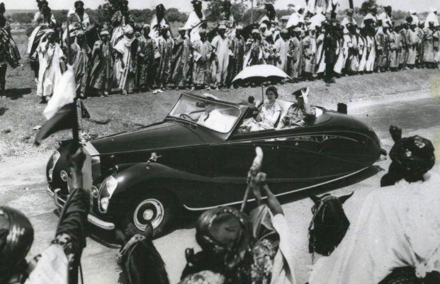 Queen Elizabeth II, Queen of St Helena, Ascension, & Tristan da Cunha, 1952-