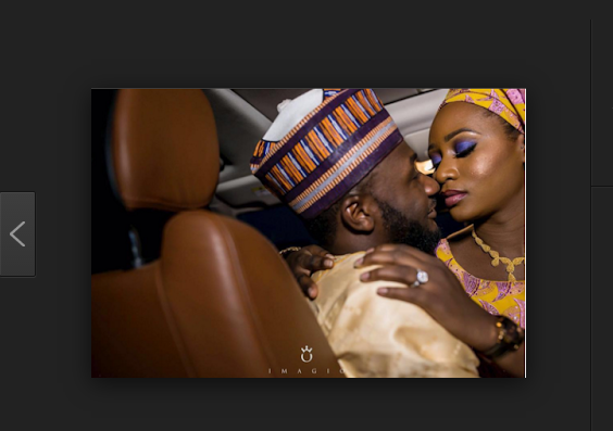 Wedding Of Adamawa Governor's Son
