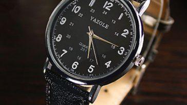 Yazole-Slim-Business-Watch-Men-Leather-Wristwatch-24-Hours-Scale-Simple-Men-s-Quartz-Watch-Waterproof