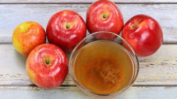 gApple cider vinegar