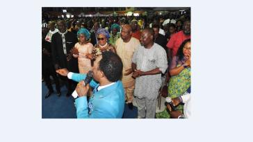 Abuja Pastor