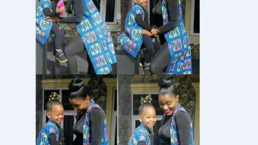 Chacha Eke And Daughter