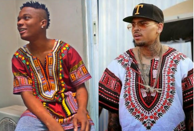 Chris Brown  And Wizkid