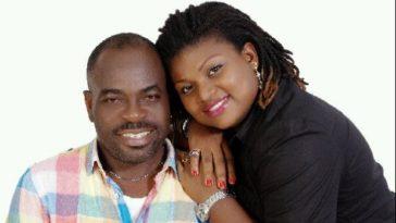 FUNsho adeolu & wife