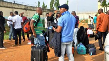 Nigerian-deportees
