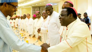 President Buhari AND Catholic Bishops