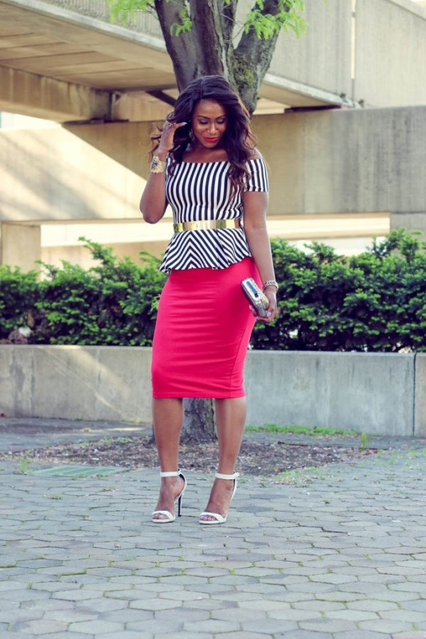 6 Fashion Bloggers With The Best Corporate Style How Nigeria News