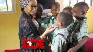 Ace Charity - Zahra Buhari