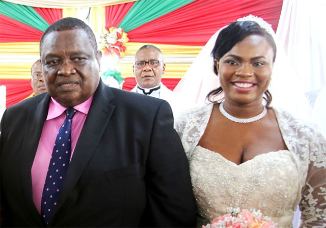 Emmanuel Iwuanyanwu and wife