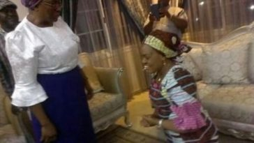 Esther kumuyi and Eunice Ortom