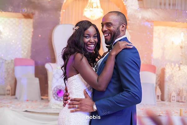 Kalu Ikeagwu and Ijeoma Eze