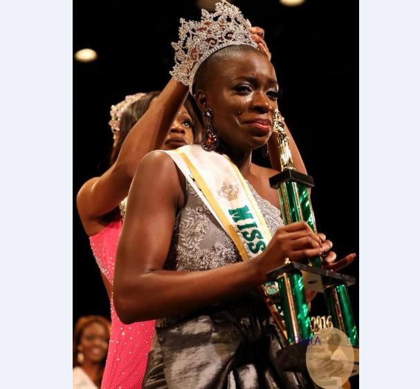 Miss Nigeria USA