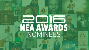 Nigerian Entertainment Awards 2016