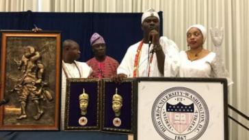 Ooni of Ife, Oba Ogunwusi