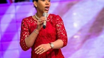 Pastor Paul Adefarasin's Wife