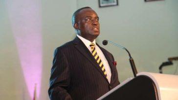 Professor Peter Okebukola