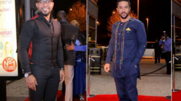 Ramsey Nouah and Majid