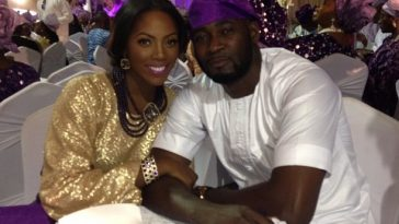 Tiwa Savage and Tee Billz