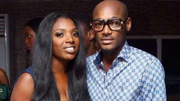 2face and annie idibia