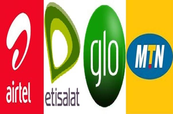 MTN GLO Airtel Etisalat Logos