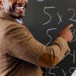 Male teache