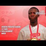Prosper Chidera Ojokwu